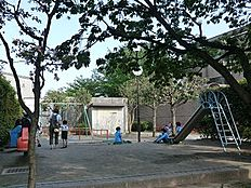 周辺環境:第二曽根児童遊園
