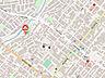 地図,1K,面積24.87m2,賃料3.0万円,札幌市営東西線 琴似駅 徒歩9分,JR函館本線 琴似駅 徒歩10分,北海道札幌市西区琴似四条6丁目5番6号