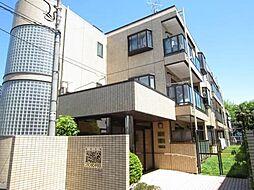 東京都西東京市ひばりが丘北1丁目の賃貸マンションの外観