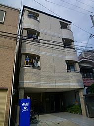 プロスパーあびこ[4階]の外観