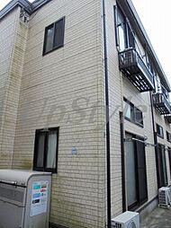 東京都荒川区東尾久6丁目の賃貸アパートの外観