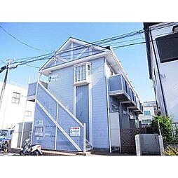 静岡県静岡市葵区沓谷の賃貸アパートの外観
