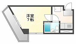 JM[2階]の間取り