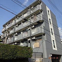 愛知県名古屋市天白区植田南3丁目の賃貸アパートの外観