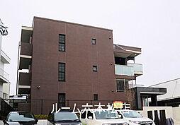 福岡県福岡市西区福重3丁目の賃貸マンションの外観