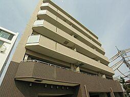 ウィスタリア調布[4階]の外観