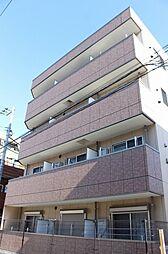 東京都葛飾区お花茶屋1丁目の賃貸マンションの外観