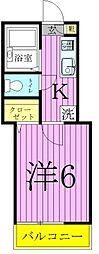 J−ハイム[3階]の間取り