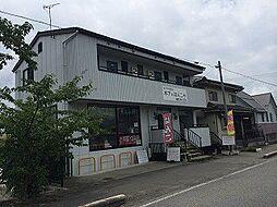 長野県松本市庄内2丁目の賃貸アパートの外観