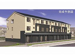京都府京都市伏見区下鳥羽南円面田町の賃貸アパートの外観