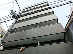 リュストル上汐[8階]の外観