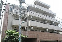 東京都杉並区高円寺南4丁目の賃貸マンションの外観