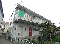 コーポイシイ[1階]の外観