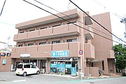 大阪府富田林市若松町2丁目の賃貸マンションの外観