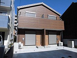 [テラスハウス] 愛知県名古屋市北区志賀町4丁目 の賃貸【/】の外観