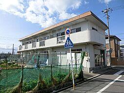 愛知県清須市新清洲2丁目の賃貸アパートの外観