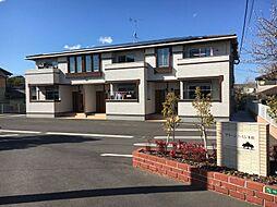 福岡県北九州市八幡西区楠橋上方2丁目の賃貸アパートの外観