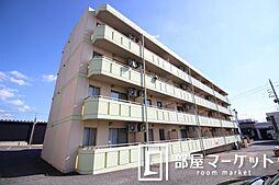 愛知県豊田市柿本町7丁目の賃貸マンションの外観