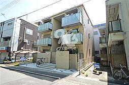 兵庫県神戸市長田区御船通1の賃貸マンションの外観