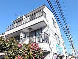 ランドフォレスト松戸[3階]の外観