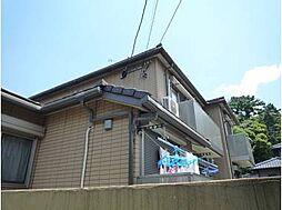福岡県福岡市中央区伊崎の賃貸アパートの外観