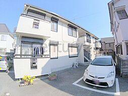兵庫県伊丹市奥畑1丁目の賃貸アパートの外観