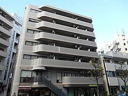 ピュアシティ東神奈川[502号室]の外観