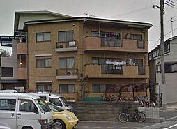 兵庫県伊丹市高台2丁目の賃貸マンションの外観