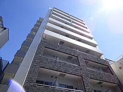 ラムール南堀江[2階]の外観