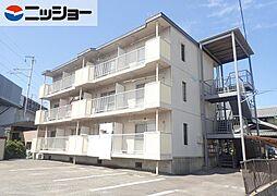 コーポラス山田[2階]の外観