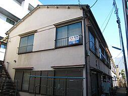 本町コーポ[102号室]の外観