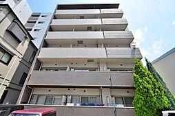大阪府大阪市東住吉区桑津2丁目の賃貸マンションの外観