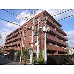 奈良県橿原市常盤町の賃貸マンションの外観