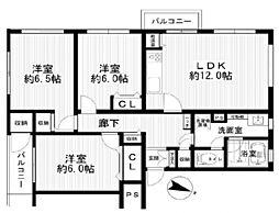 竹山団地3209号棟