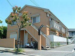 ベル友沢[1階]の外観