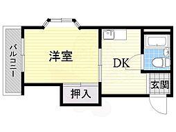昭和町駅 2.7万円