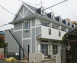 愛知県名古屋市瑞穂区土市町2丁目の賃貸アパートの外観