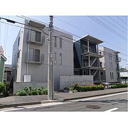ロータス新川崎[111号室]の外観