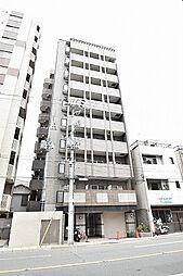 京都府京都市上京区南兼康町の賃貸マンションの外観