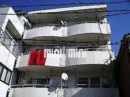 コーポABC[3階]の外観