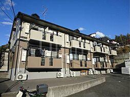 京都府京都市伏見区深草大亀谷大谷町の賃貸アパートの外観