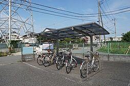 ロイヤル村田 B[2階]の外観