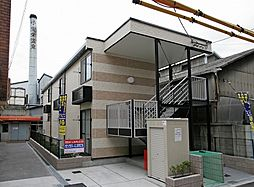 大阪府大阪市東成区東今里2丁目の賃貸アパートの外観