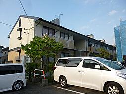 長野ガーデンハイツB棟[1階]の外観