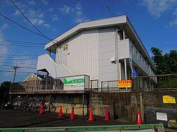 小島ハイツ2号[202号室]の外観