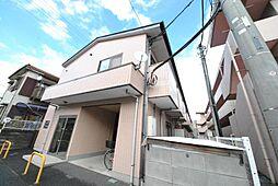 埼玉県越谷市瓦曽根2丁目の賃貸マンションの外観