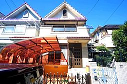[一戸建] 兵庫県伊丹市北野2丁目 の賃貸【/】の外観