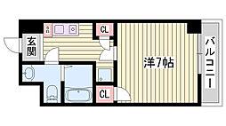 神戸市西神・山手線 総合運動公園駅 徒歩17分の賃貸マンション