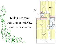 志木ニュータウン南の森弐番館7号棟