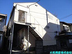 メゾンクレールA[1階]の外観